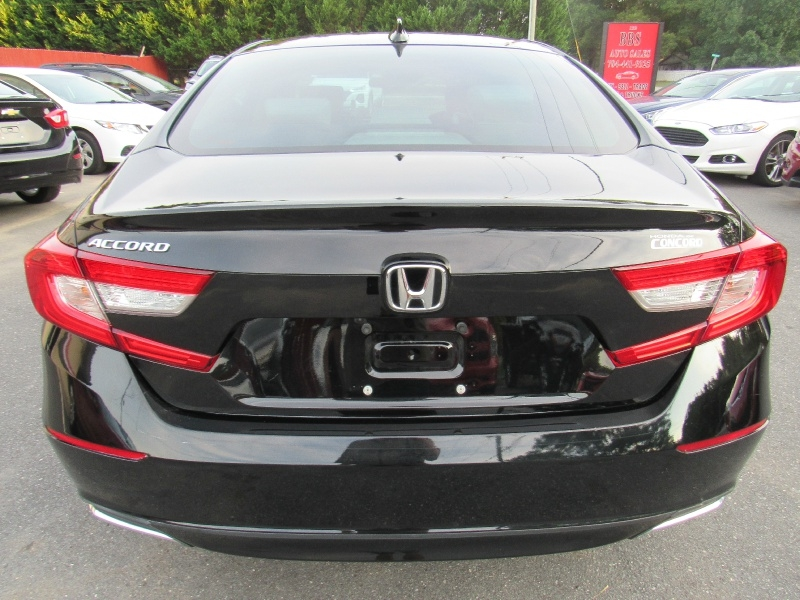 Honda Accord Sedan 2018 price $16,995