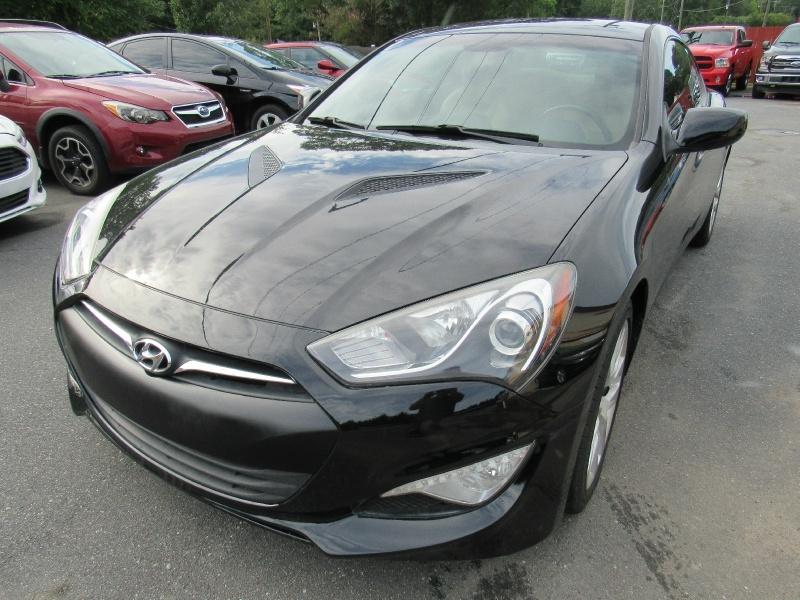 Hyundai Genesis Coupe 2014 price $10,999