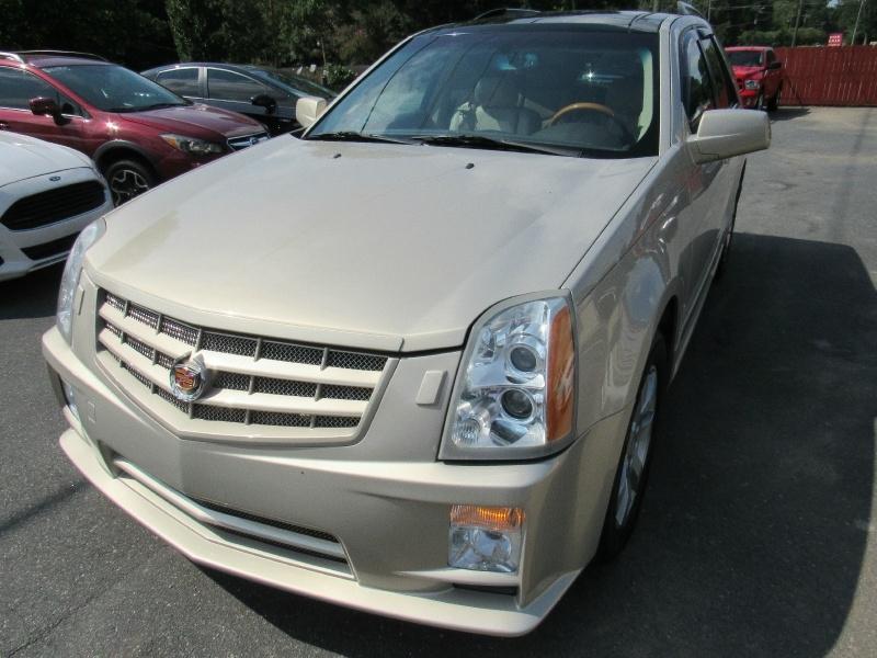 Cadillac SRX 2007 price $6,995