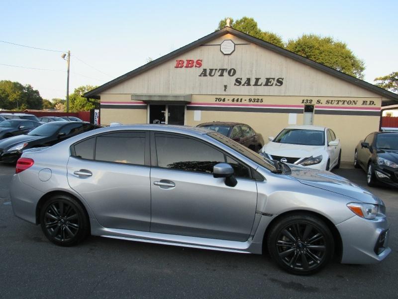 Subaru WRX 2018 price $18,795