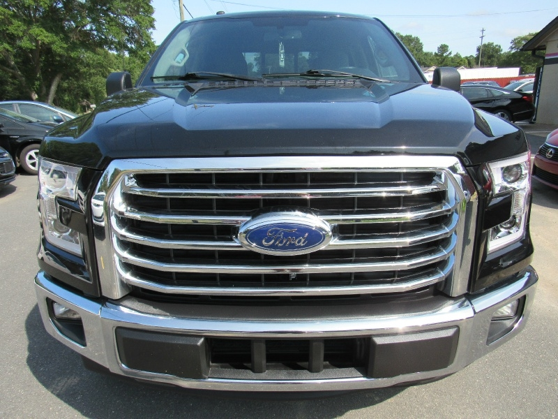 Ford F-150 2017 price $21,495
