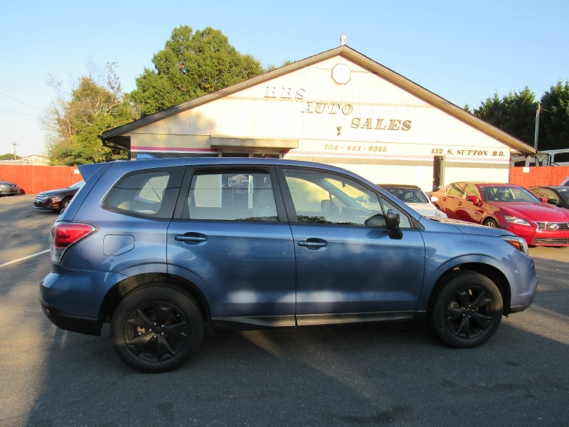 Subaru Forester 2018 price $13,995