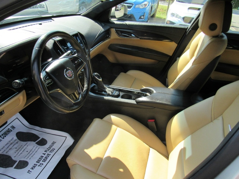 Cadillac ATS 2014 price $12,495
