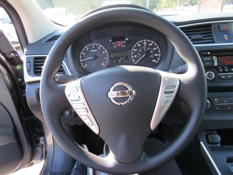 Nissan Sentra 2017 price $9,495