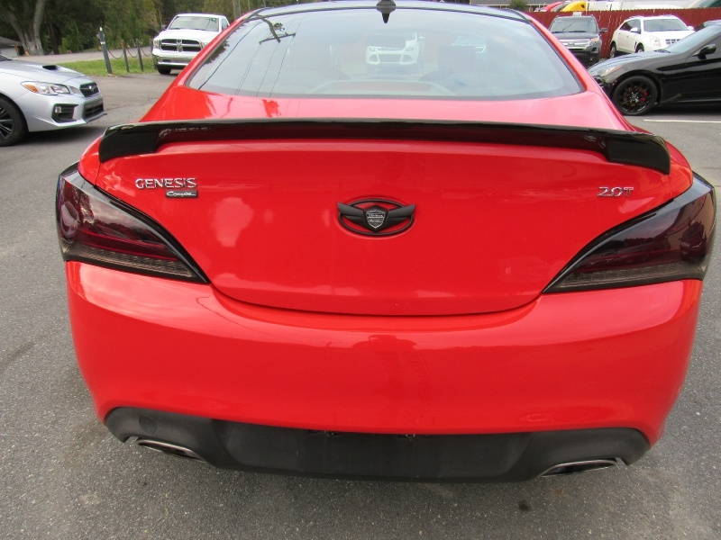Hyundai Genesis Coupe 2013 price $11,495