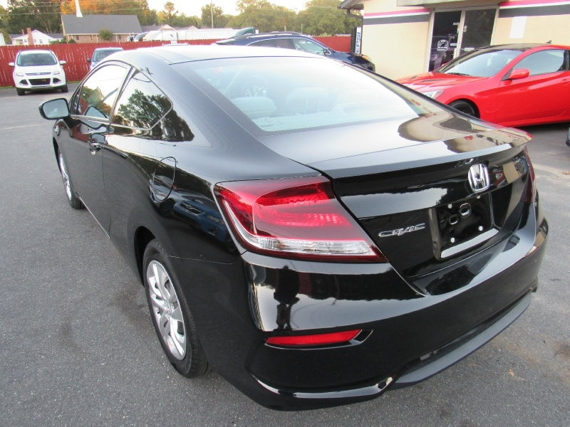 Honda Civic Coupe 2015 price $11,995