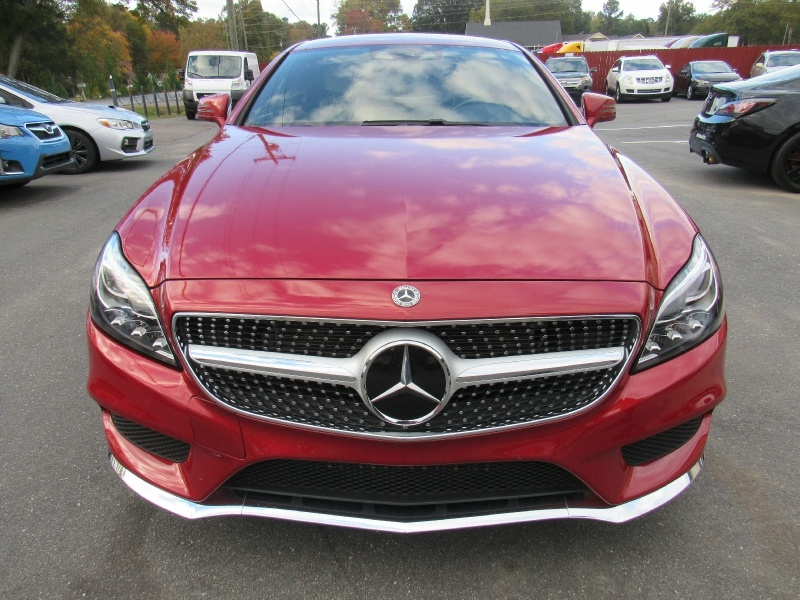 Mercedes-Benz CLS 2017 price $39,995