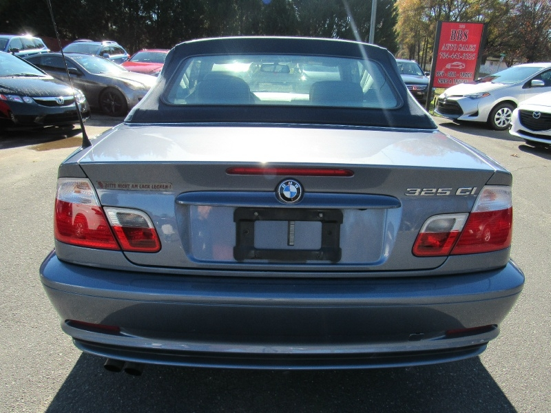 BMW 3-Series 2002 price $7,995