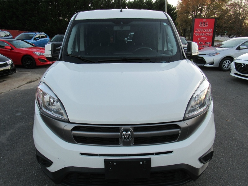 RAM ProMaster City Cargo Van 2015 price $11,995