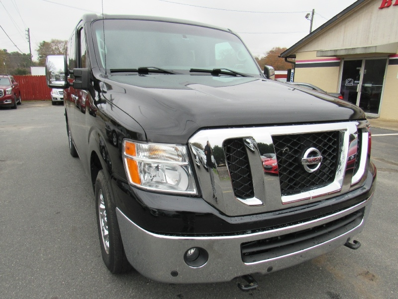 Nissan NVP 2016 price $21,995
