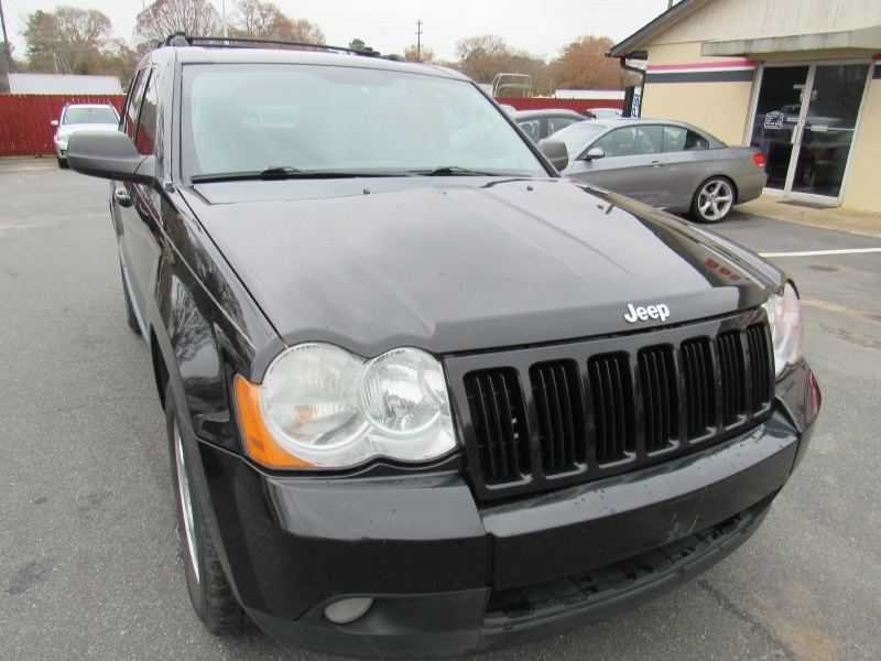 Jeep Grand Cherokee 2009 price $6,995