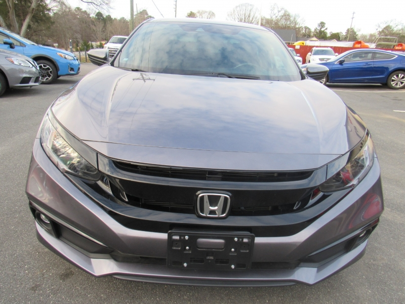 Honda Civic Sedan 2020 price $18,995