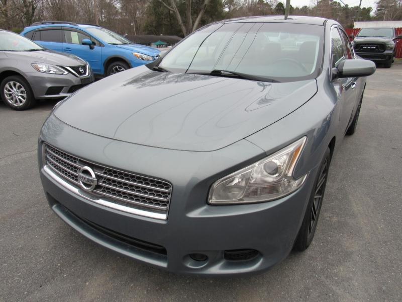 Nissan Maxima 2010 price $6,495