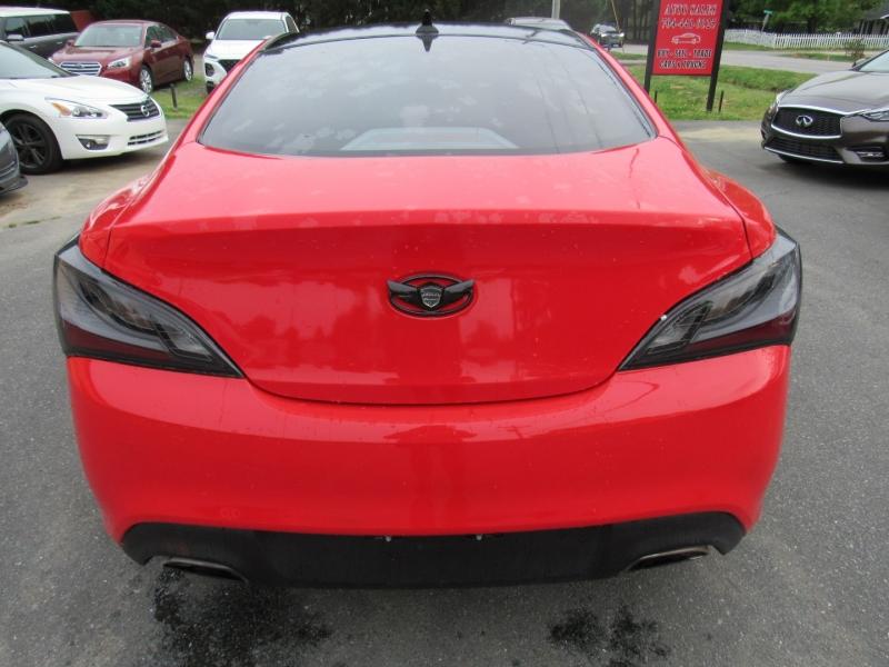 Hyundai Genesis Coupe 2010 price $8,495