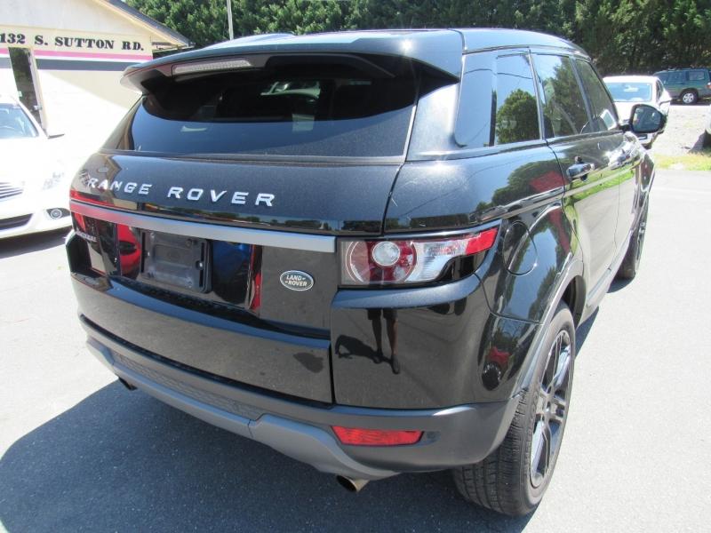Land Rover Range Rover Evoque 2014 price $19,495