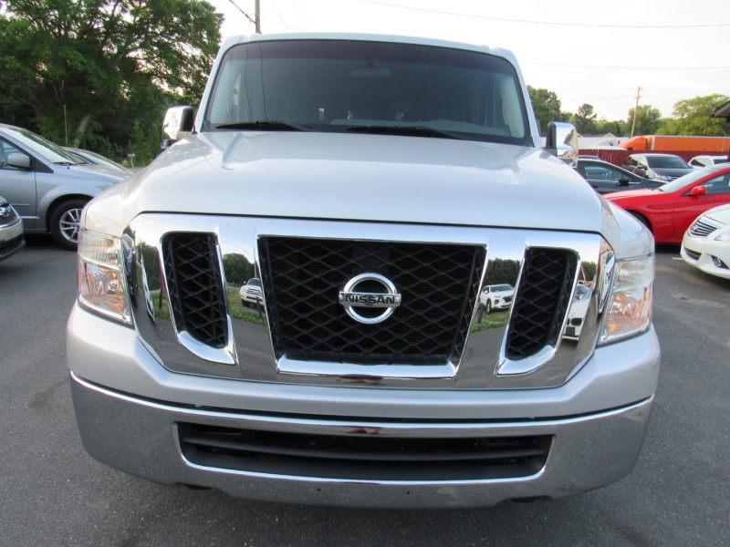 Nissan NVP 2013 price $17,995