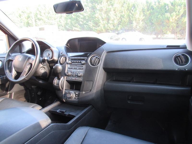 Honda Pilot 2013 price $12,695