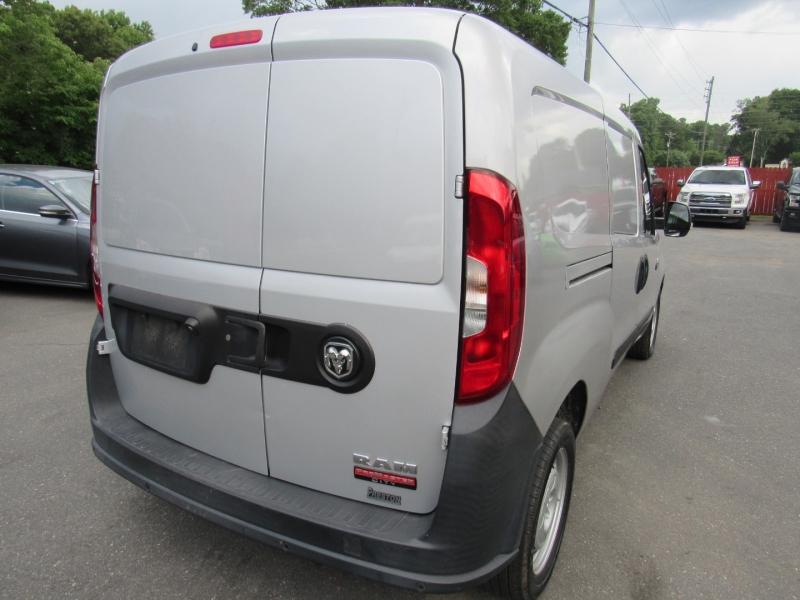 RAM ProMaster City Cargo Van 2016 price $12,495