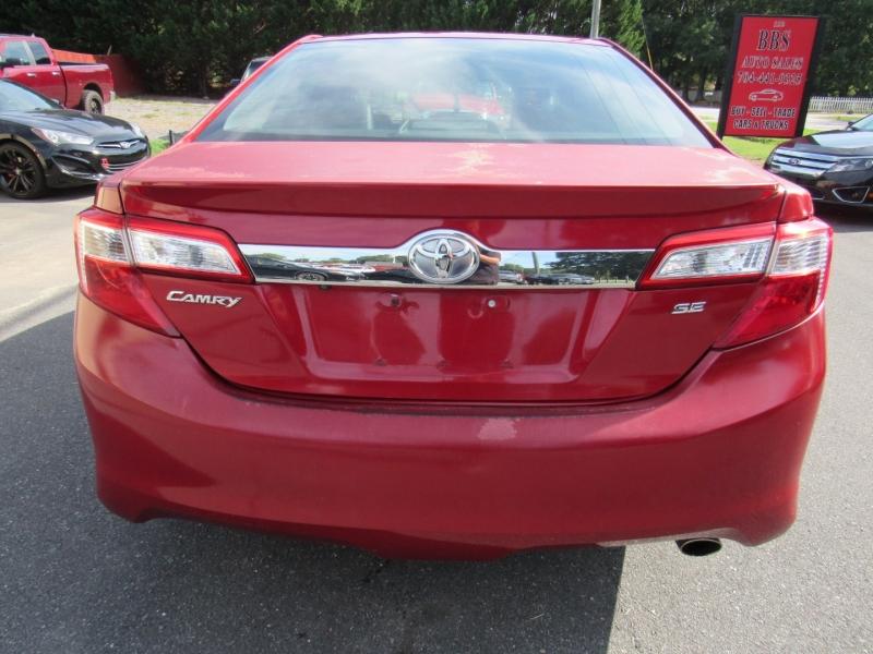 Toyota Camry 2012 price $6,195