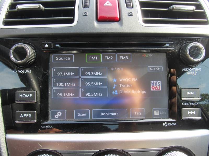 Subaru Crosstrek 2017 price $13,995