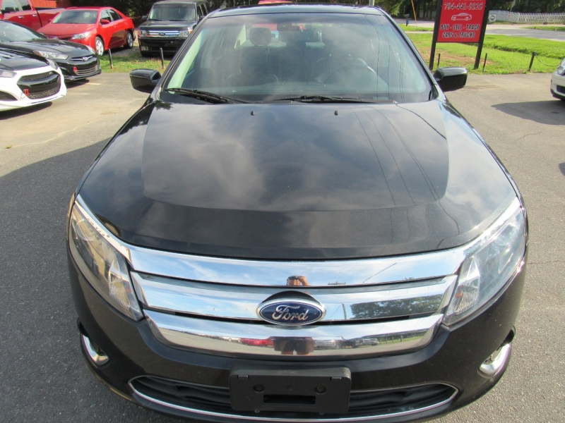 Ford Fusion 2011 price $7,495