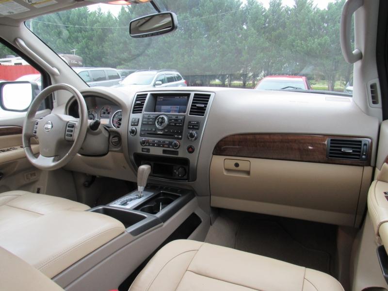 Nissan Armada 2012 price $17,295