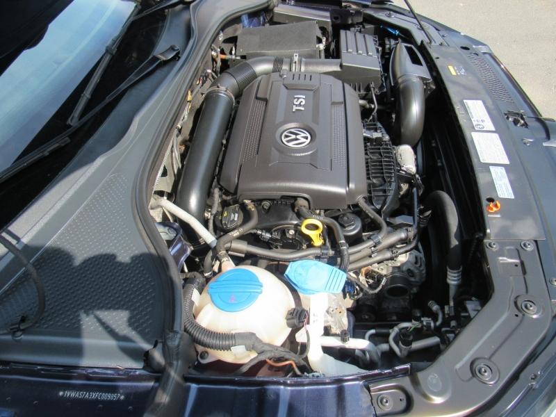 Volkswagen Passat 2015 price $9,895