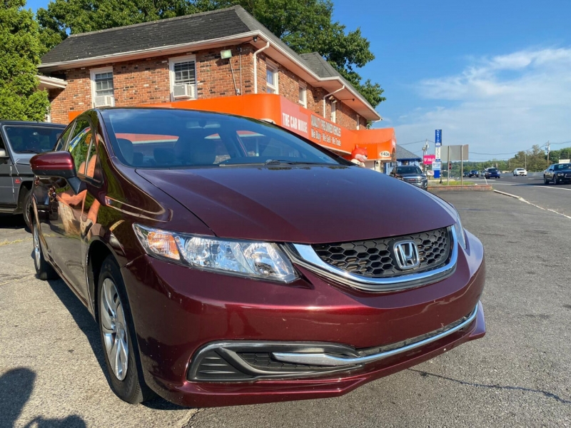 Honda Civic 2015 price $12,995
