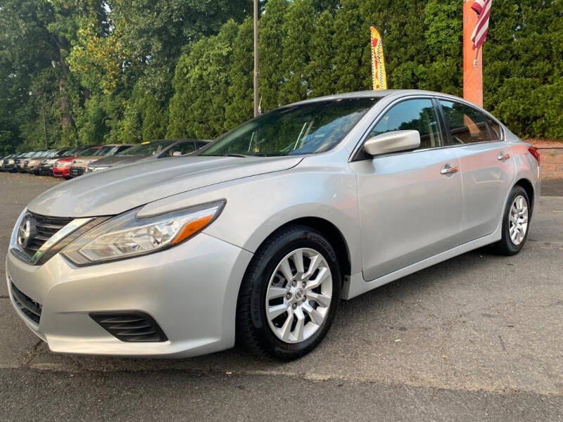 Nissan Altima 2016 price $8,995