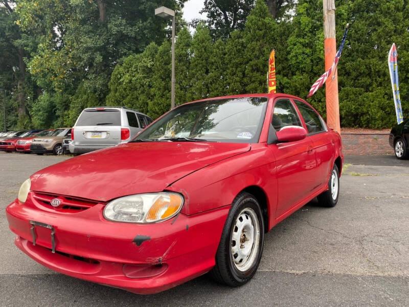 Kia Sephia 2000 price $1,495