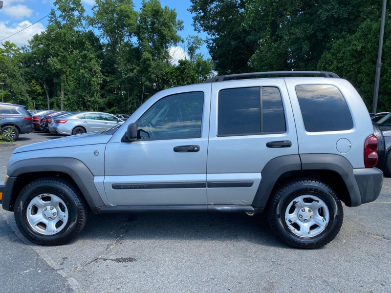Jeep Liberty 2007 price $3,995