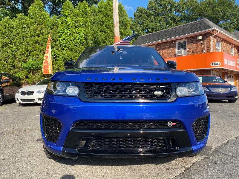 Land Rover Range Rover Sport 2016 price $62,995