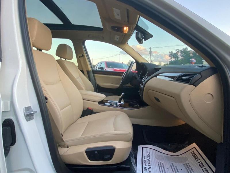 BMW X3 2017 price $17,995
