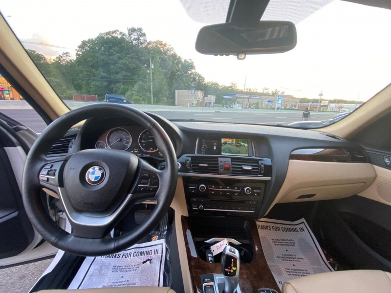 BMW X3 2017 price $15,995