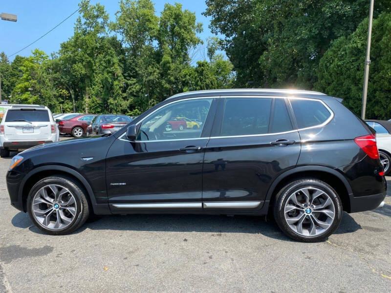 BMW X3 2015 price $19,995