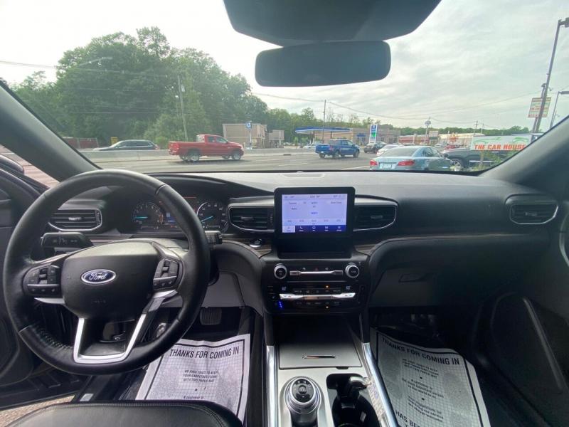 Ford Explorer 2020 price $42,995