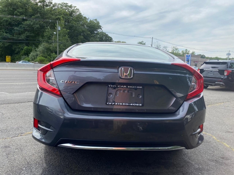 Honda Civic 2019 price $17,995