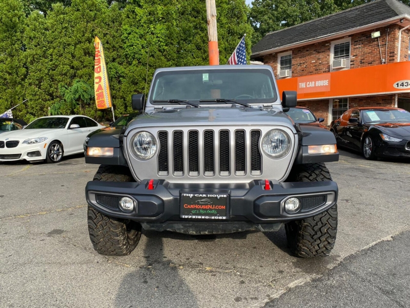 Jeep Wrangler Unlimited 2020 price $44,995