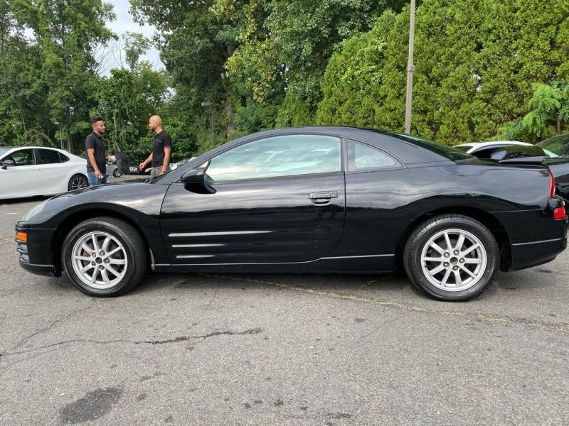 Mitsubishi Eclipse 2002 price $1,995