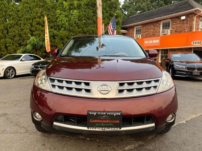 Nissan Murano 2007 price $4,995