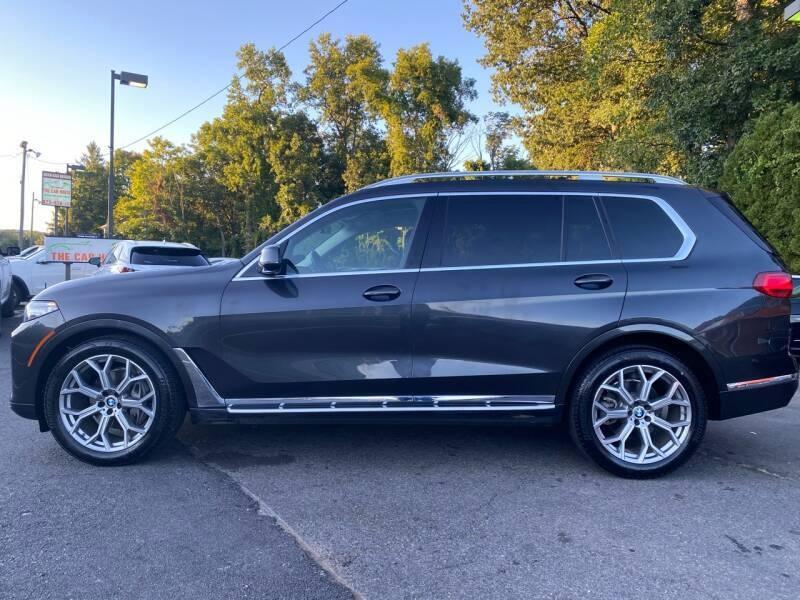 BMW X7 2020 price $68,995