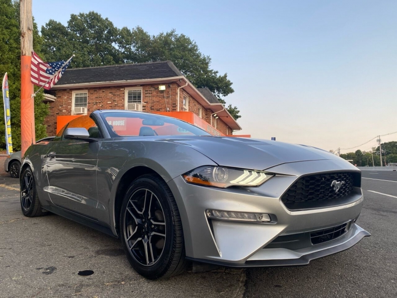 Ford Mustang 2020 price $27,995