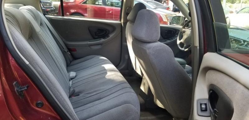 Chevrolet Malibu 2002 price $1,995
