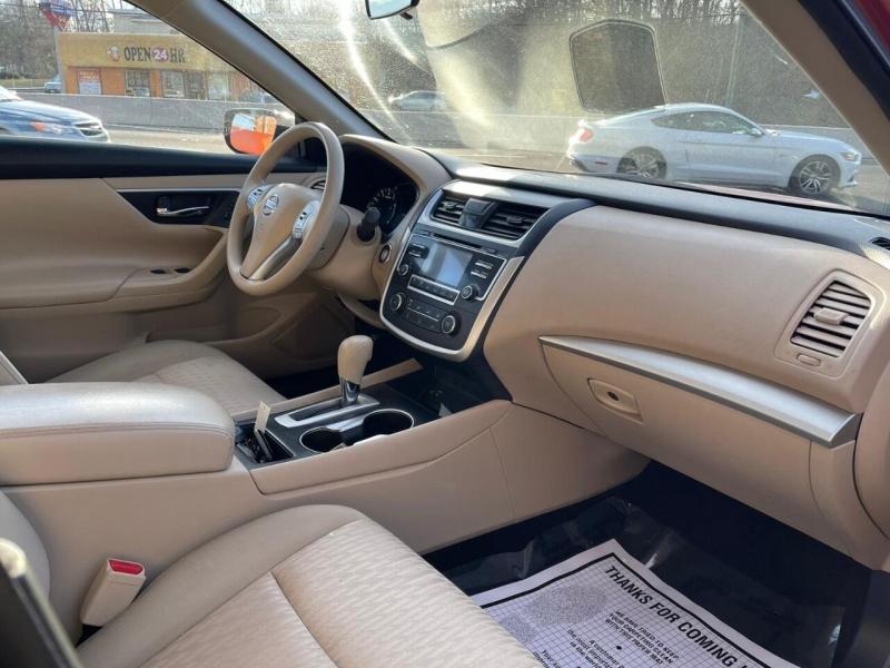 Nissan Altima 2016 price $8,995
