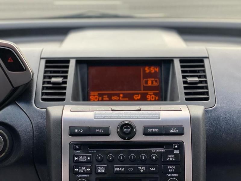 Nissan Murano 2003 price $3,995