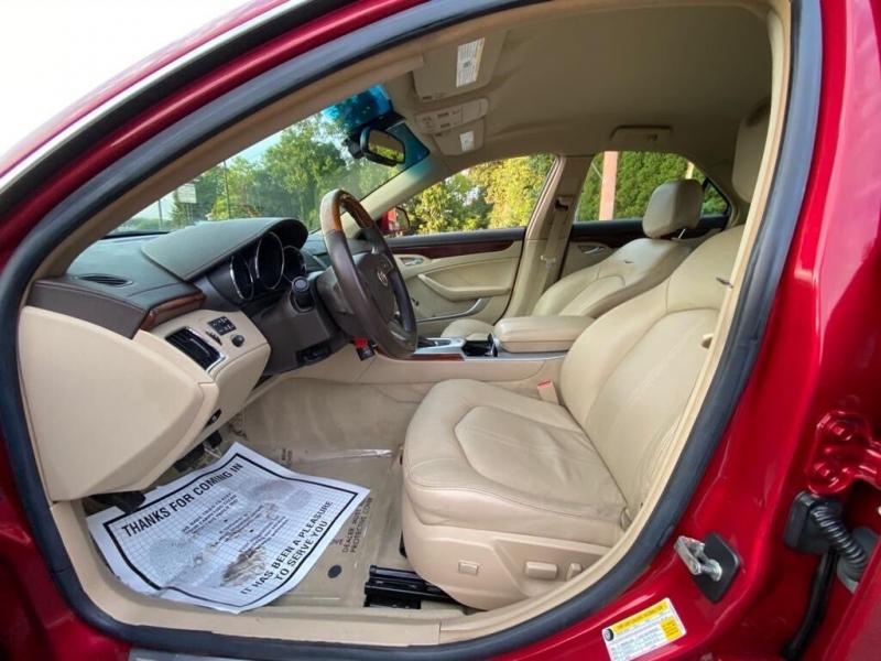 Cadillac CTS 2008 price $5,995