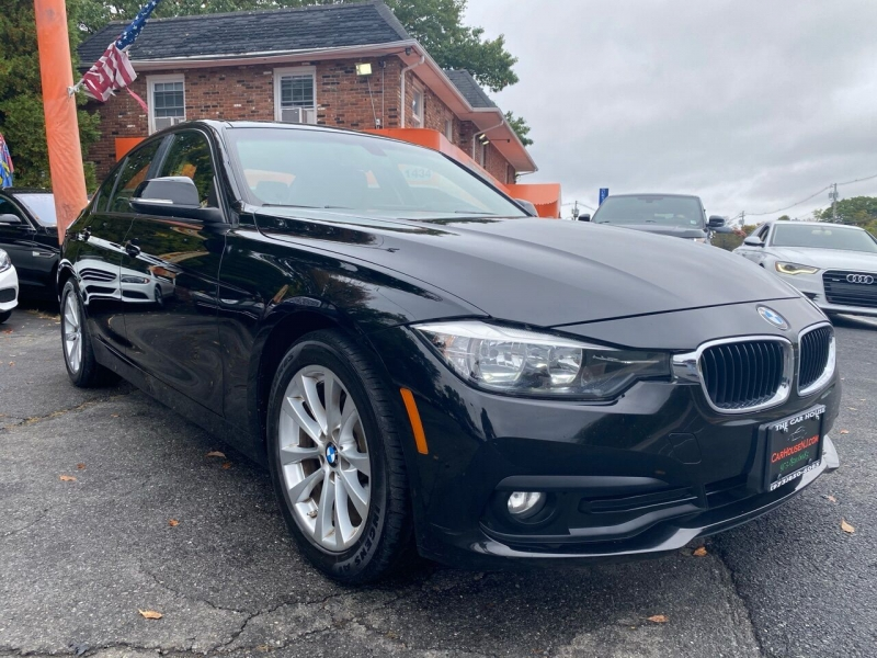 BMW 3 Series 2016 price $15,995