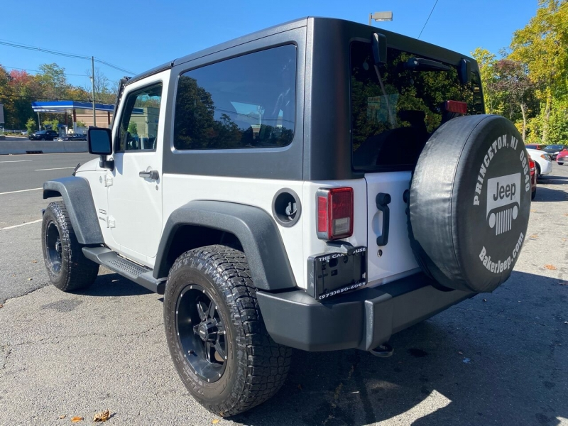 Jeep Wrangler 2012 price $14,995