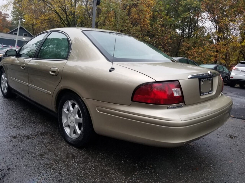 Mercury Sable 2001 price $1,495