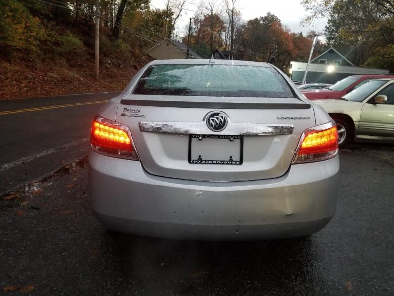Buick LaCrosse 2012 price $5,995